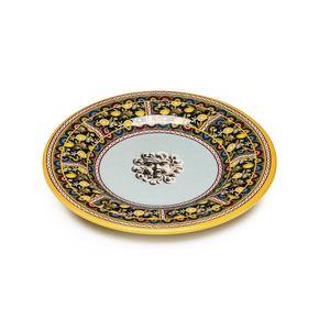 Lamart Palais Royal Boutique Piatto Dolce 23 cm Decoro Santa Rosalia