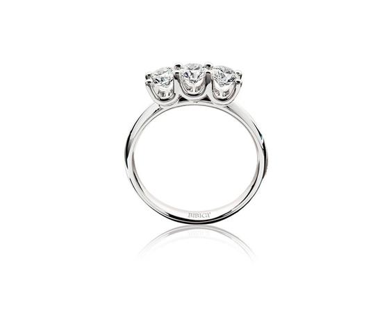 Bibigì Anello Trilogy di Diamanti con Varie Carature AS0028XB