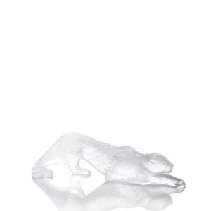 Lalique Zeila Panther small Sculpture