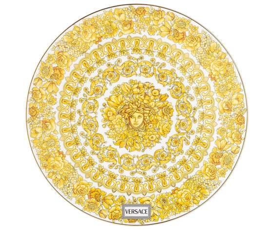 Versace Medusa Rhapsody Piatto segnaposto 33 cm