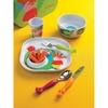 Set pappa 6 pz presenza di vari colori prodotti bambini sweet home 13 z