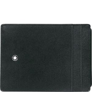 Montblanc Custodia tascabile 4 scomparti Meisterstück con portadocumento