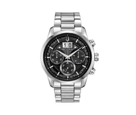 Bulova Sutton Orologio Cronografo per Uomo Classic