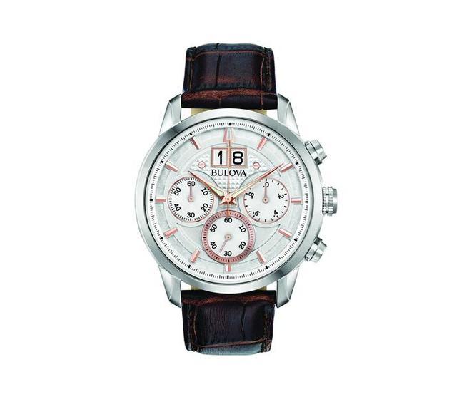 Bulova Sutton 96B309 Orologio Cronografo per Uomo Classic