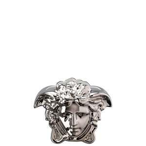 Versace Vaso Medusa Grande Silver 15 cm