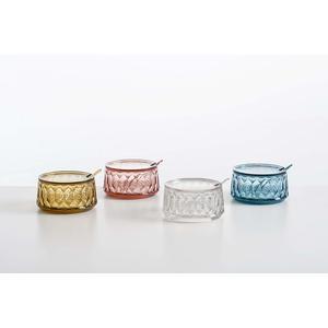 Kartell Jellies Family Espresso Set-Zuccheriera vari colori