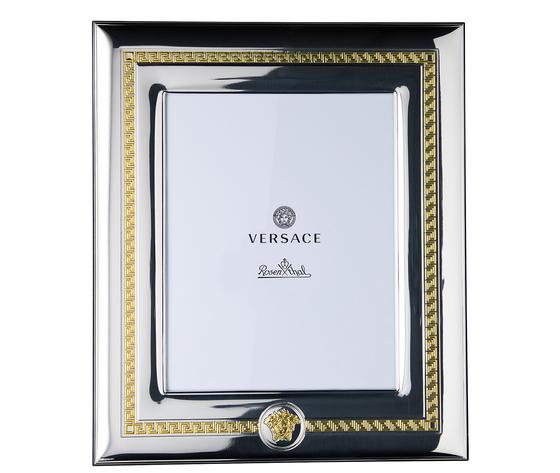Versace Portafoto VHF6 - Silver/Gold 20x25