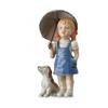 Bimba con cane royal copenhagen