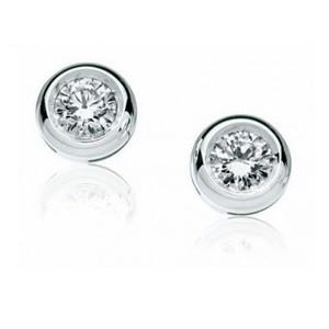 Bibigì Orecchini con diamanti Cipollina con Varie Carature