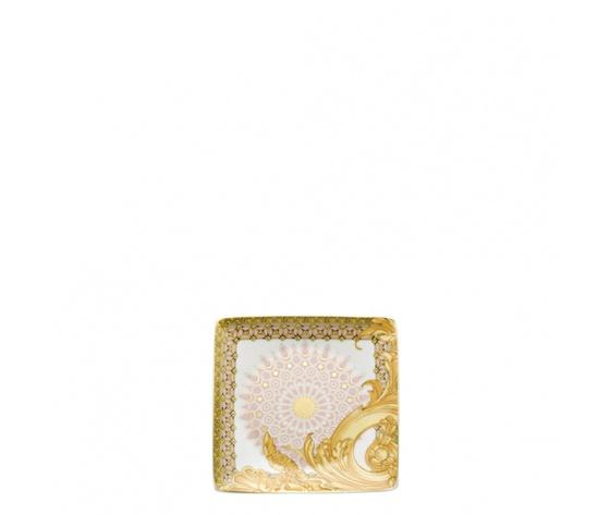 Versace Coppetta quadrata 'Les Reves Byzantins' 12 cm