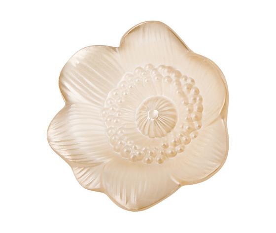 """Lalique"""" Anemone"""" piccola Scultura Oro"""