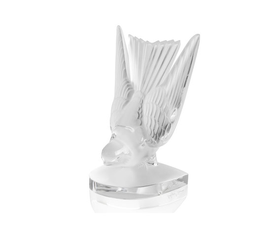 Lalique Swallow (Hirondelle) Paperweight