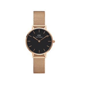 Daniel Wellington Orologio Petite Melrose black 28 mm