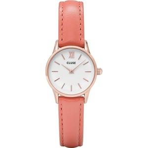 """Cluse orologi """"La Vedette"""" in pelle Flamingo 24 mm"""