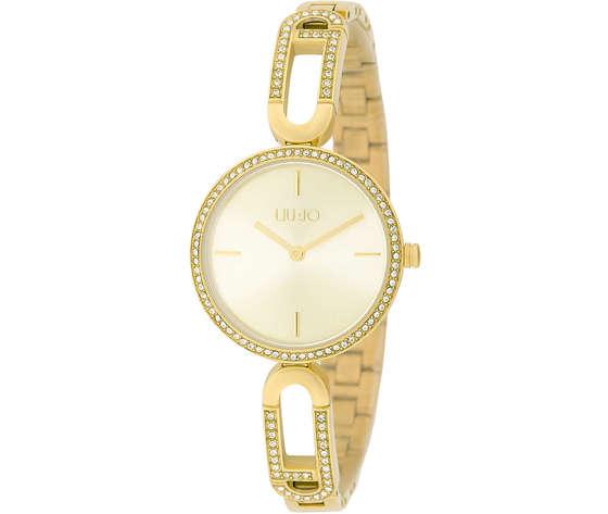 Liu-jo Be Bright orologio per donna oro
