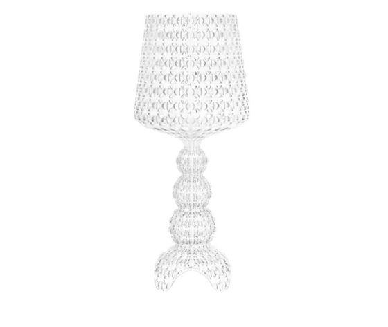 kartell mini kabuki lampada da tavolo cristallo