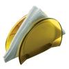 Porta tovaglioli giallo accessori da tavola glamour 1412 z