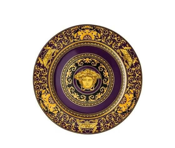 Versace segnaposto Medusa Marine 30 cm