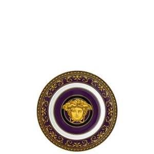 Versace piatto piano medusa marine 18 cm