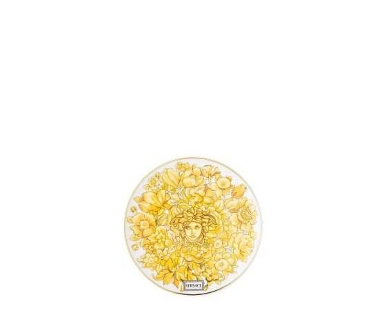 Versace piatto piano Medusa Rhapsody 17 cm