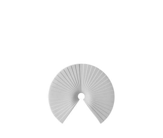 Rosenthal vaso Arcus Weiss matt 24 cm