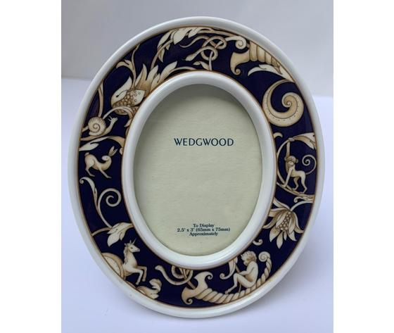 Wedgwood Portafoto Cornucopia 65 mm X 75 mm