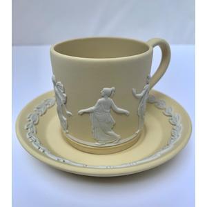 Wedgwood coppia tazzine da caffè con piattino