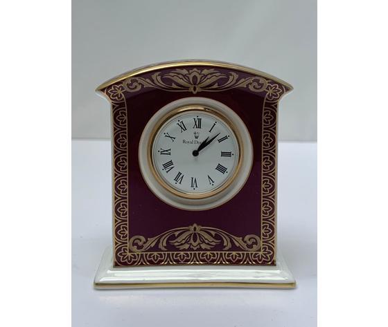 Royal Doulton orologio da tavolo o-clock