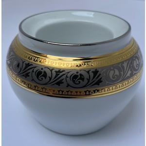 Rosenthal tealight oro decorato