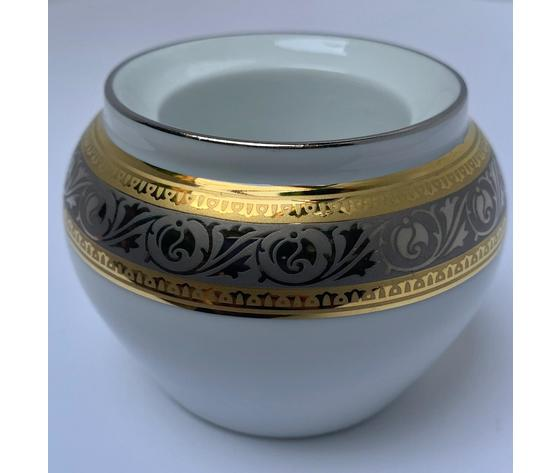 Rosenthal tealight oro decorato