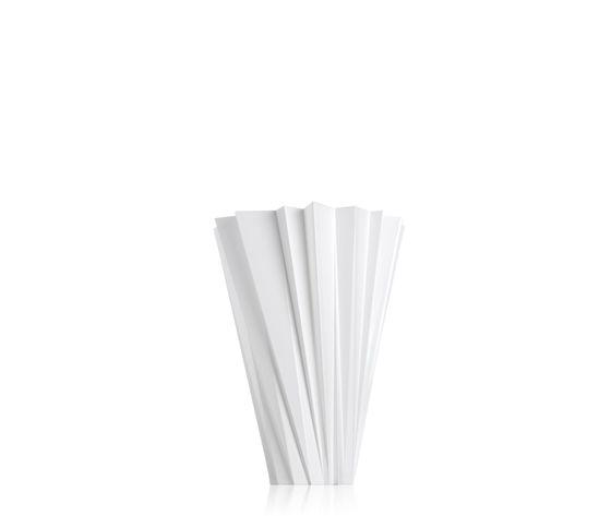 Kartell Vaso Shanghai Bianco Lucido