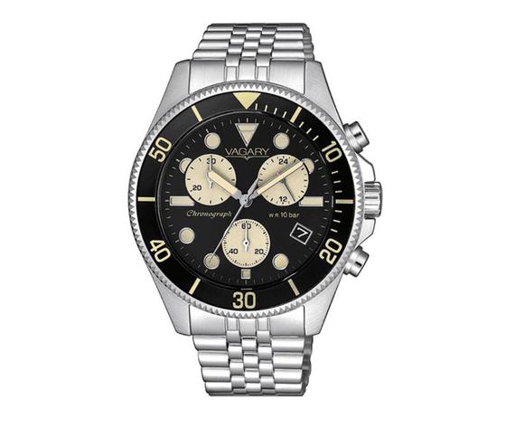 Vagary orologio VS1-019-51 uomo Crono Aqua 105 th