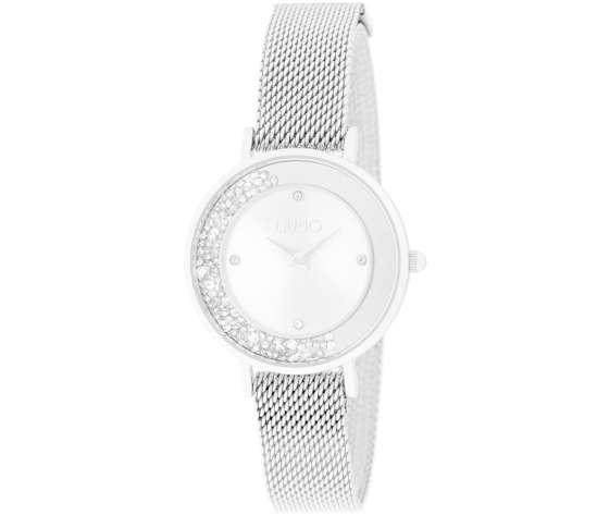 Liu-Jo orologio TLJ1687 Mini Dancing Slim Silver per donna