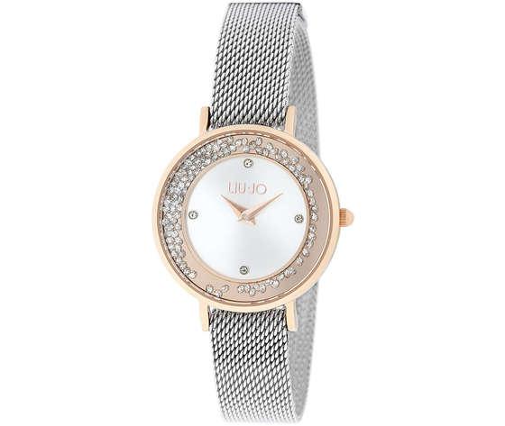 Liu-Jo orologio TLJ1695 Mini dancing slim silver e GR per donna