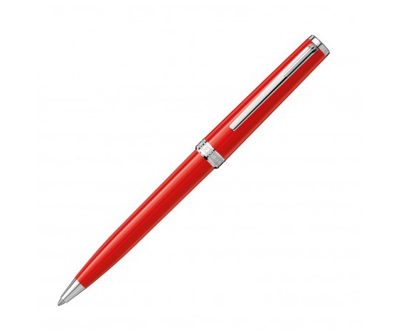 MONTBLANC Pix Collection Red 114814 Penna a Sfera Resina Rossa