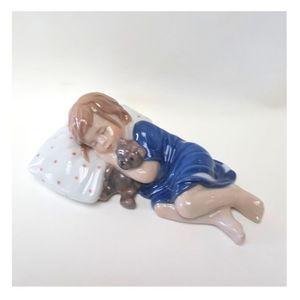 Royal Copenhagen statuina Elsa con Cuscino Mini