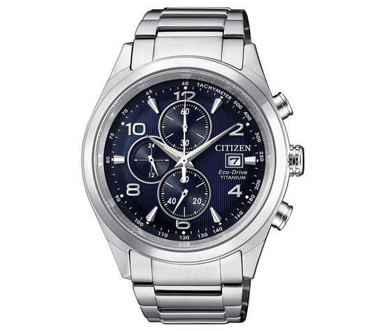 Citizen orologio super titanio crono CA0650-82L per uomo