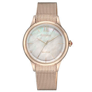 Citizen orologio L ecodrive EM0813-86Y per donna