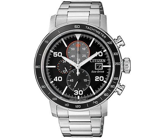 Citizen orologio Ecodrive Crono CA0641-83E Per Uomo