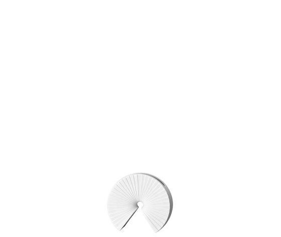 Rosenthal Arcus Weiß matt Vaso 8 cm