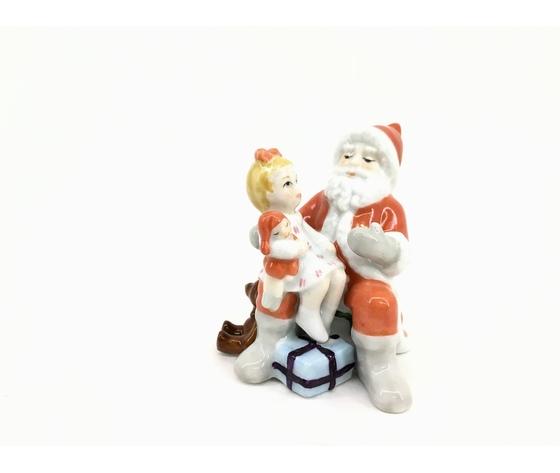 "Royal Copenhagen ""Babbo Natale"" anno 2011"
