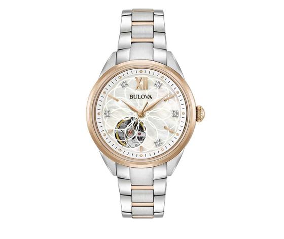 Bulova 98P170 Sutton Automatic orologio per donna