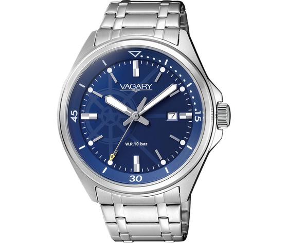 Vagary IB7-911-71 Aqua 39 orologio per uomo