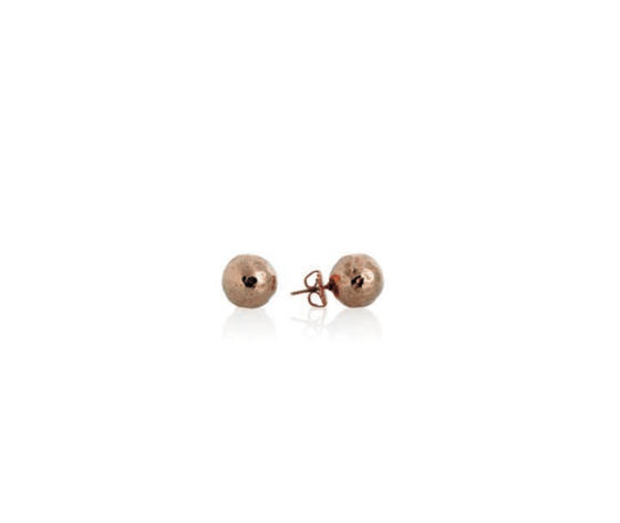 Eclat linea Boule orecchini rosati in argento 925