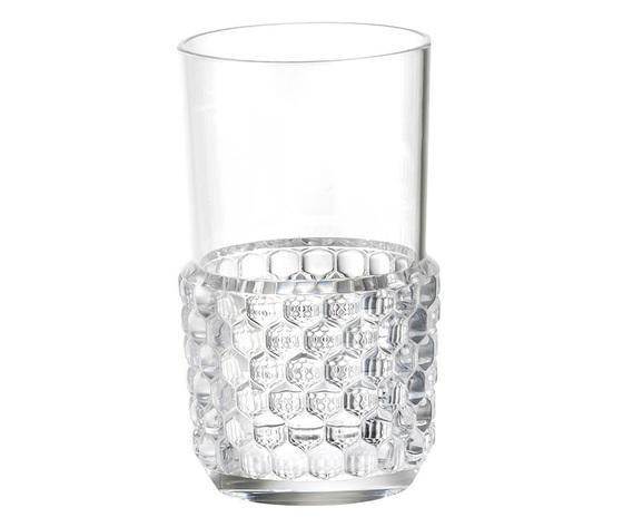 Kartell Jellies family bicchieri da Long Drink set 4 pezzi