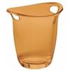Secchiello champagne arancione accessori da tavola glamour 1538 z