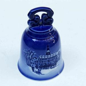 "Royal Copenhagen ""Christmas Bell"" / Campana 1992"