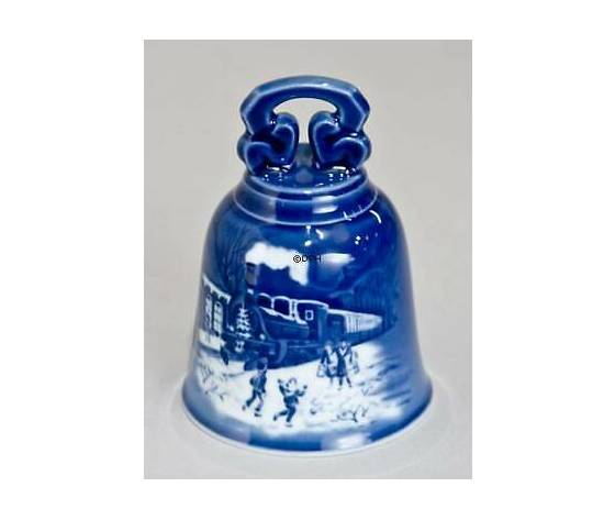 "Royal Copenhagen ""Christmas Bell"" / Campana 1993"