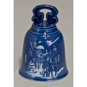 "Royal Copenhagen ""Christmas Bell"" / Campana 1996"
