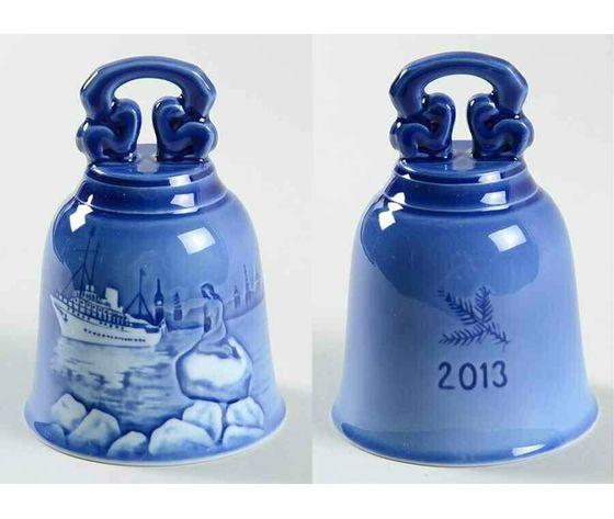 "Royal Copenhagen ""Christmas Bell"" / Campana 2013"